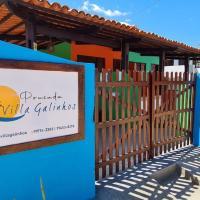 Pousada Villa Galinhos, hotel em Galinhos