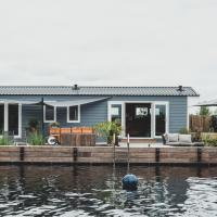 lake house, with jacuzzi, near Amsterdam