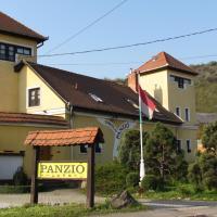 Torkolat Panzió, hotel Tokajban