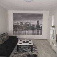 Black and White City Home