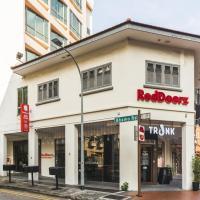 RedDoorz Premium @ Balestier (SG Clean, Staycation Approved)