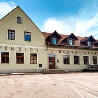 Penzion a restaurace U ŘEKY, отель в городе Ледеч-над-Сазавоу