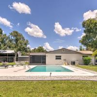 5-Acre Bradenton Escape with Pool and 2 Fire Pits