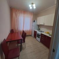 Двухкомнатная квартира на Борсоева 77