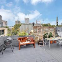 Designer 2 Bedroom Rooftop - Central London