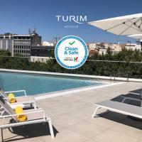 TURIM Boulevard Hotel, hotel in Lisbon