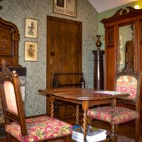The Lady Maxwell Room at Buittle Castle