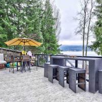 Secluded Lakefront Cabin With Private Dock