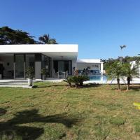 Villa Moderne avec Golf privé