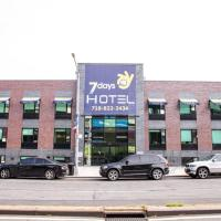 7 Days Hotel, hotel in Bronx