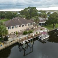 WaterFront Luxury Home - Cystal River 11849