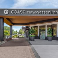 Coast Tsawwassen Inn, hotel in Delta