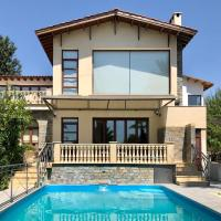 3 Bed Villa with Private Pool, hotel in Yeroskipou