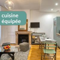 Cosy Appartement Lyon Valmy - parking