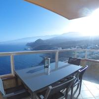 Facing the ocean - Full appt with 2 double bedroom