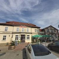 Landhaus Wittenburg, Hotel in Wittenburg