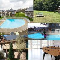 Le Havre de Paix 8 , Les Hauts de Honfleur, Piscine, WIFI et Parking gratuits