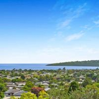 Family Oasis with Bay Views, Dromana