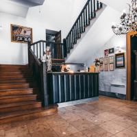 Arensburg Boutique Hotel & Spa, hotel in Kuressaare