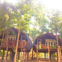 bamboo wind, hotel in Quan Tom
