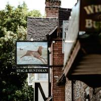 The Stag and Huntsman at Hambleden
