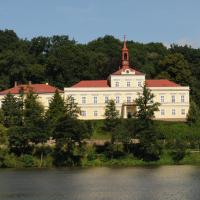 Penzion Zámek Rozsochatec, hotel in Rozsochatec