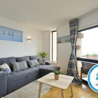 Amazing Comfy Flat with Balcony by Host Wise