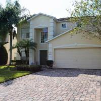 86340 4-Bed Disney Area Pool Home, Kissimmee, hotel in Kissimmee