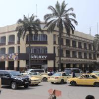 Park hôtel, отель в городе Lubumbashi