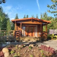 Bakkakot 1 - Cozy Cabins in the Woods, hótel á Akureyri