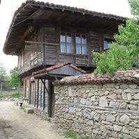 Къщата на художника, hotel in Zheravna