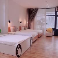 Nomad Ninh Chu Hotel, отель в Фанранге