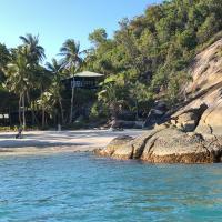 Doorila Beach House, hotel in Bedarra Island