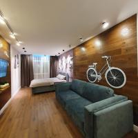 Travel Design Apartments YarCity, отель в Ярославле