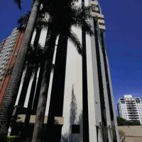 Vila Mariana - Apartamento com Vista Parque Ibirapuera
