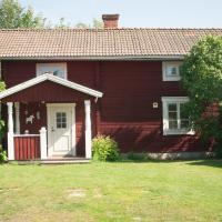 Traditional old swedish cottage