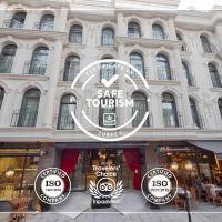 Viesnīca Sura Design Hotel & Suites Stambulā
