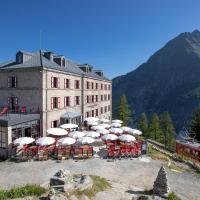 Refuge du Montenvers, hotell i Chamonix-Mont-Blanc