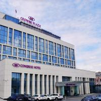 Crowne Plaza Ufa - Congress Hotel, an IHG Hotel, hotel in Ufa
