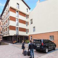 Etude Hotel, готель y Львові