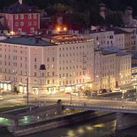 Hotel Stein - Adults Only, hotel in Salzburg