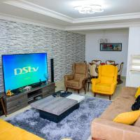 Fully Furnished 4 Bedroom Semi-detached duplex, hotel near Nnamdi Azikiwe International Airport - ABV, Abuja