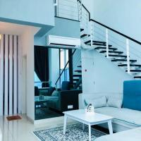 Maritime Duplex SOHO By SO Home's, hotel in Jelutong