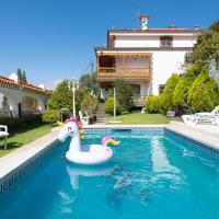 Villa Loli, Santa Brigida