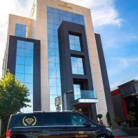 Hotel Diamond Prishtina, hotel in Pristina