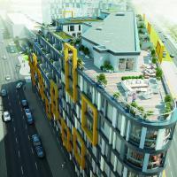 Apartement Blanc Harfa design