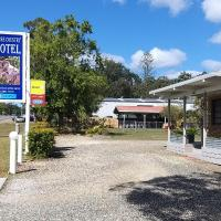 Taree Country Motel, отель в городе Тари