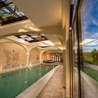 Relais Villa Monte Solare Wellness & SPA, hotell i Panicale