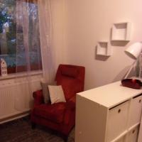 1Zimmer Apartment, hotel in zona Aeroporto di Baden - FKB, Hügelsheim