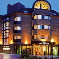 Kranz Parkhotel, viešbutis mieste Zygburgas